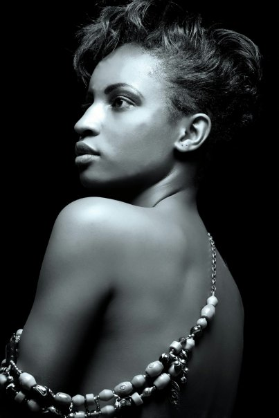 Model Credit - Silvia Njoki