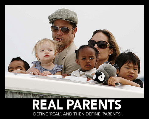 Brad Pitt Angelina Jolie Babies Adoption