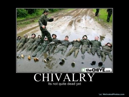 Chivalry - Not Dead