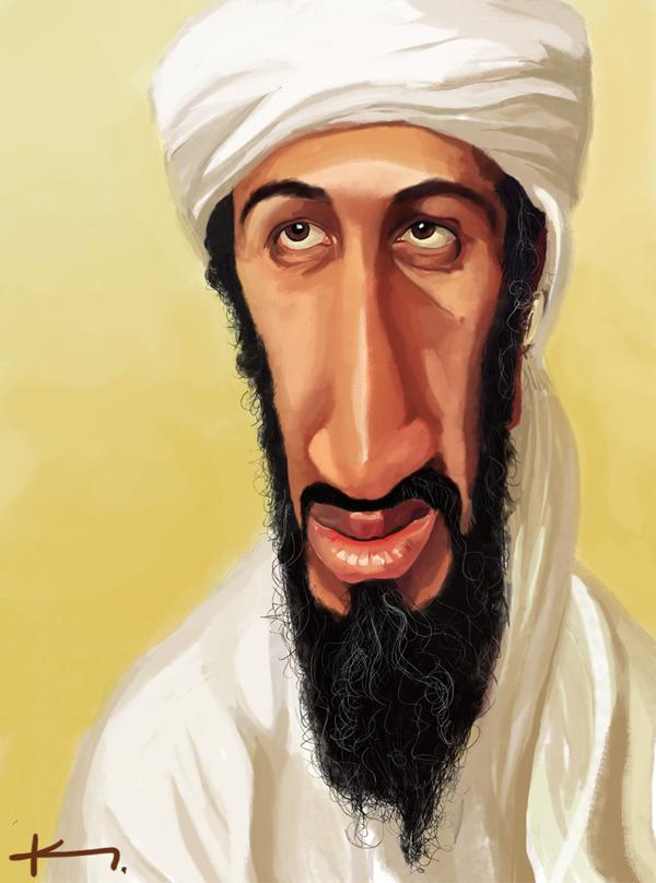 A morte de Osama bin Laden 10 de março de 1957 2 de maio de 2011 um dos membros sauditas da família bin Laden e líderfundador do grupo terrorista alQaeda