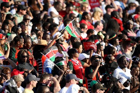 kenyans in the US