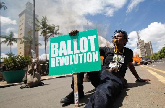 ballot revolution