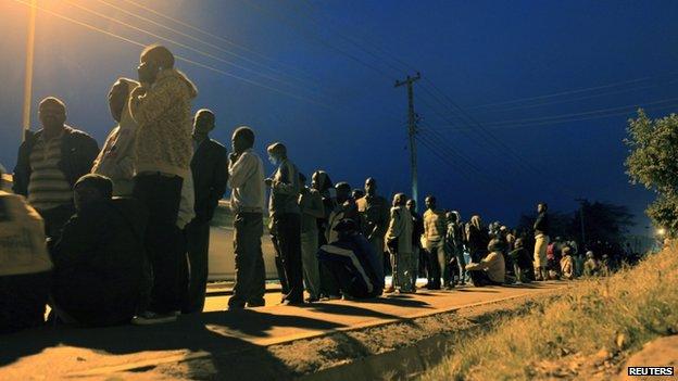 kenyan voting