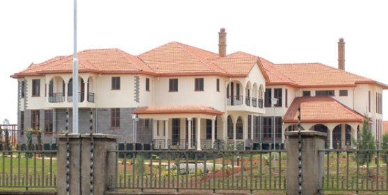 ruto house