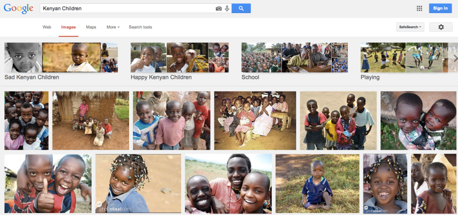 "Google image result for ""Kenyan Children"""